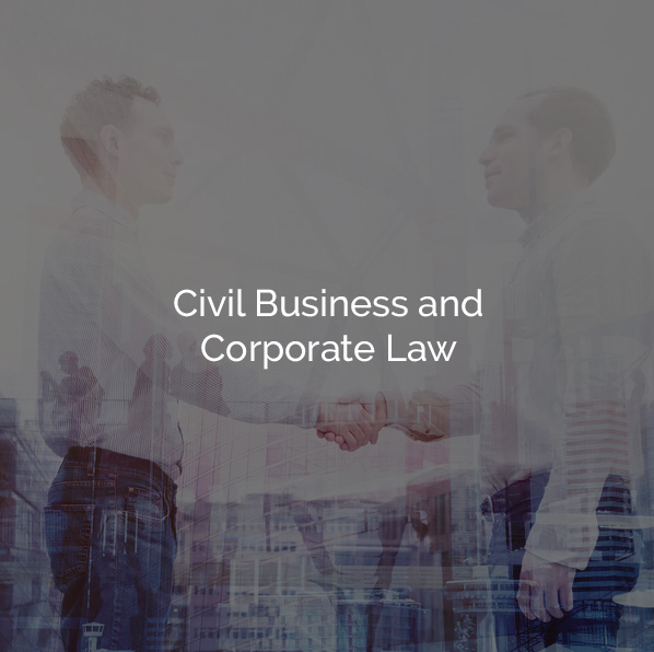 Civil Business and Corporate Law