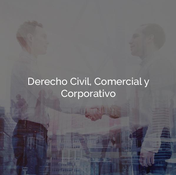 Derecho Civil, Comercial y Corporativo