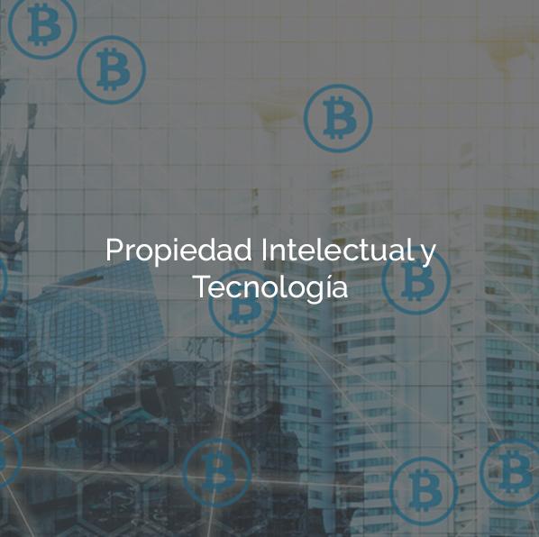 Propiedad Intelectual y Tecnología